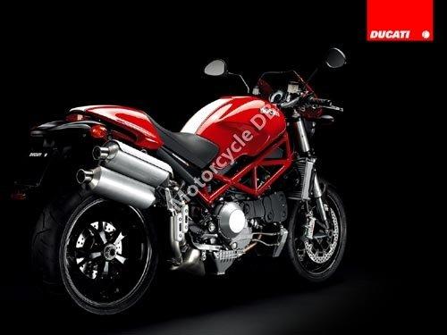 Ducati Monster S4R Testastretta 2008 2464