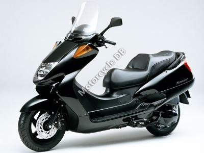 Honda Foresight 1999 13065