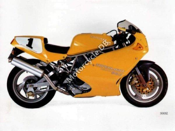 Ducati 900 SL Superlight 1996 10176