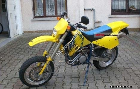 Husaberg FE 600 Enduro 1995 8240