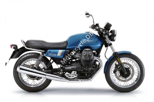 Moto Guzzi V7 III Anniversario 2018 24179