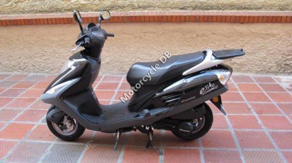Honda Elite 125 2008 11834