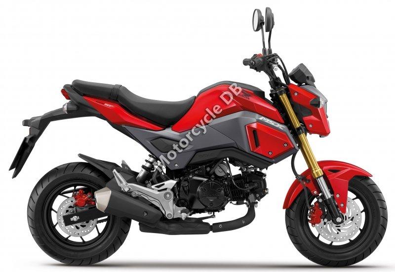 Honda Grom 2016 29445