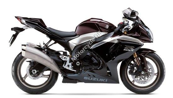 Suzuki GSX-R1000 2009 3658