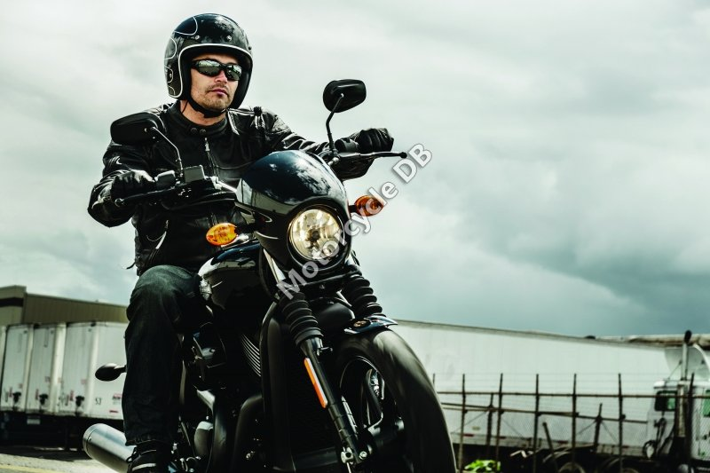 Harley-Davidson Street 750 2018 31091