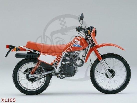 Honda XL 185 S 1983 8156