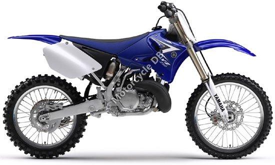 Yamaha YZ250 2010 4528
