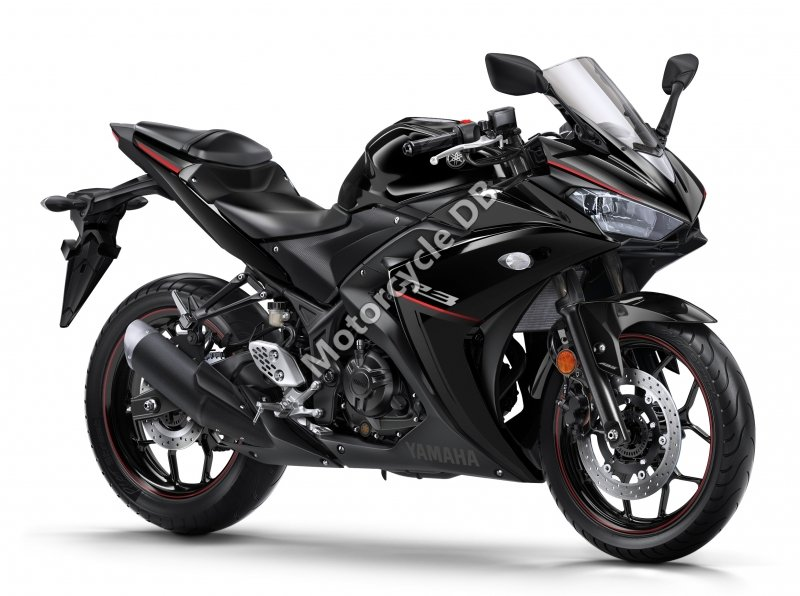Yamaha YZF-R3 2018 25609
