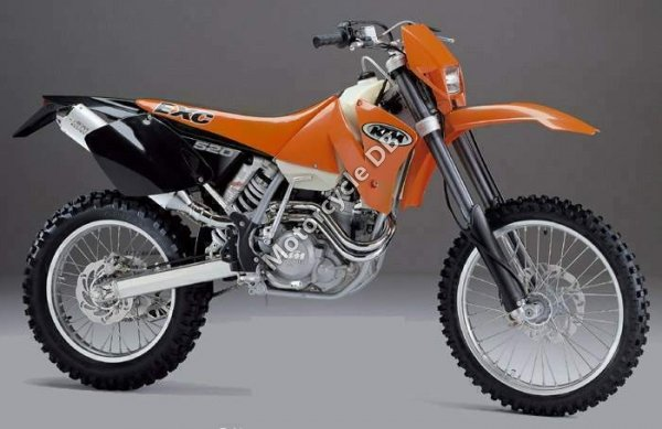 KTM 520 SX Racing 2000 12900 Thumb