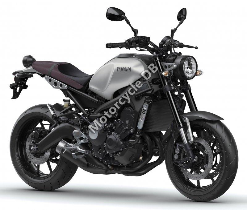 Yamaha XSR900 2016 26305