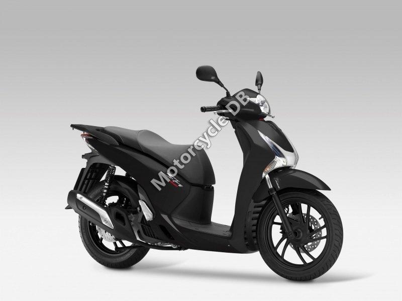 Honda SH125i 2014 30368