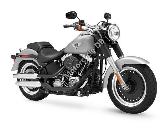 Harley-Davidson FLSTFB Fat Boy Lo 2011 6091