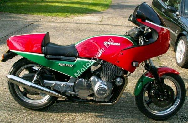 Laverda 1000 RGS 1983 9652