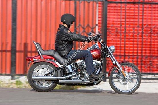 Harley-Davidson FXSTC Softail Custom 2009 3129