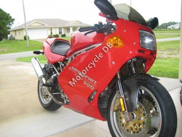 Ducati SS 600 C 1995 13543
