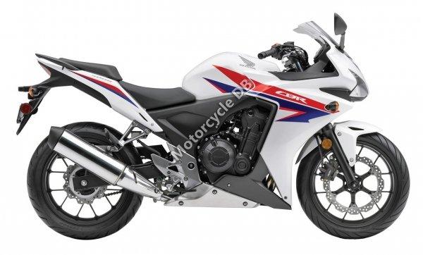 Honda CBR500R ABS 2013 22776