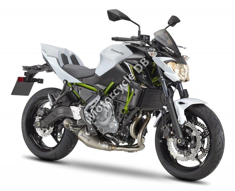 Kawasaki Z650 2017 28876