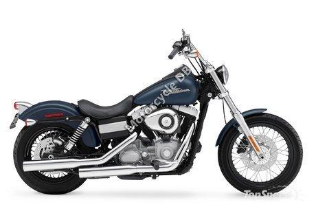 Harley-Davidson FXDB Dyna Street Bob 2009 8707