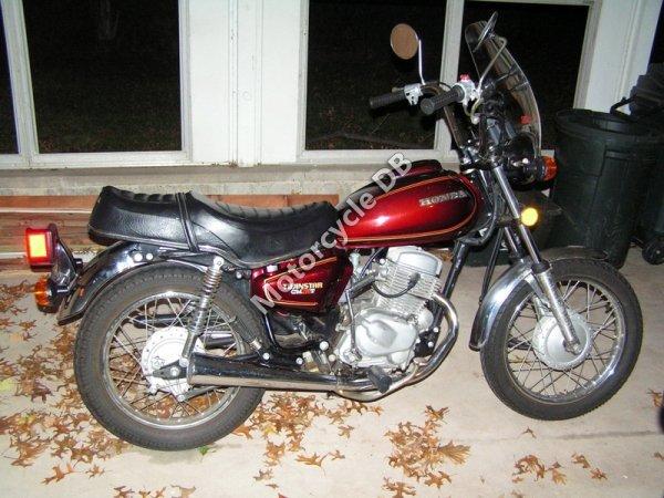 Honda CM 200 T 1980 7230