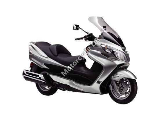 Suzuki Burgman 400 ABS 2011 4944