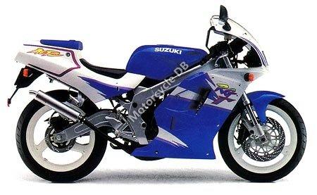 Suzuki RG 125 F 1993 6980