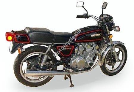 Suzuki GS 550 T 1981 9010