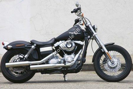 Harley-Davidson Dyna Street Bob 2014 23421