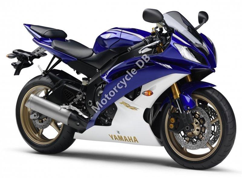 Yamaha YZF-R6 2012 25621