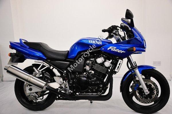 Yamaha FZS 600 S Fazer 2001 17454