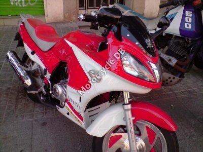 Clipic Samurai 125cc 2009 11064