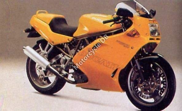 Ducati 900 SS 1993 1195