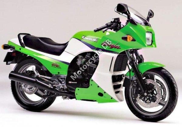 Kawasaki GPZ 550 1989 13943