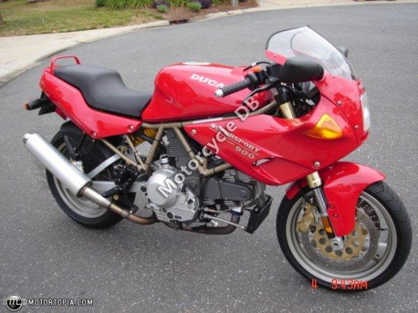 Ducati SS 900 C 1995 8489