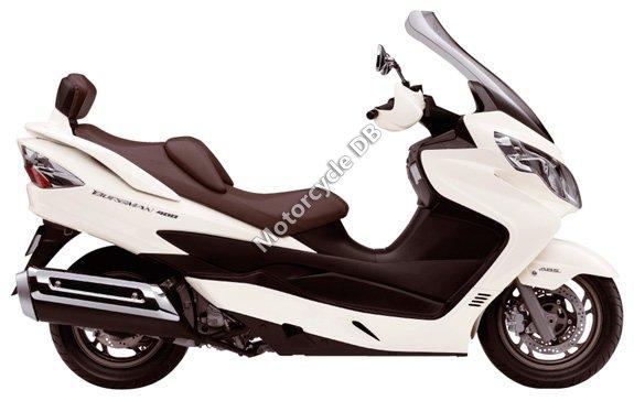 Suzuki Burgman 400 2011 6287