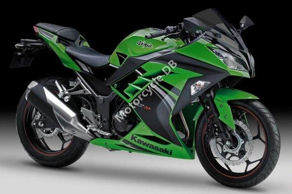 Kawasaki Ninja  250R 2014 23502