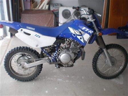 Yamaha TT-R 125 2002 17452