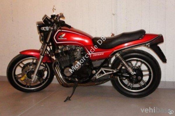 Honda CBX 600 E 1983 7800