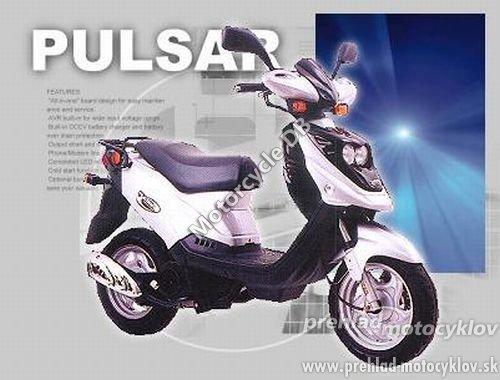 Aeon AE-11 Pulsar 100 2008 6423