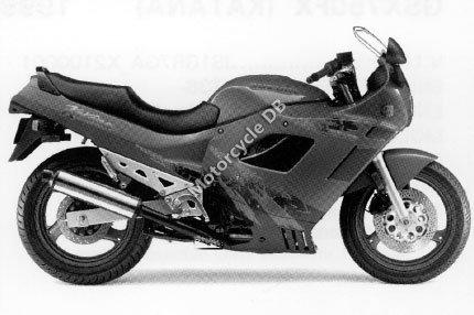 Suzuki GSX 750 FS 1995 12964