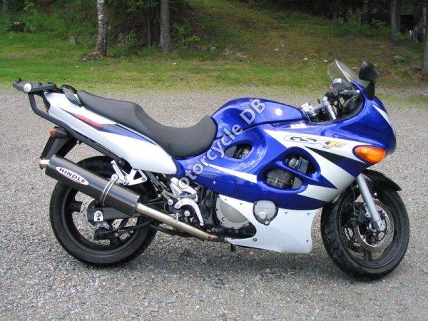 Suzuki GSX 600 F 1998 20228