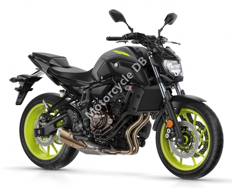 Yamaha MT-07 2018 23989 Thumb