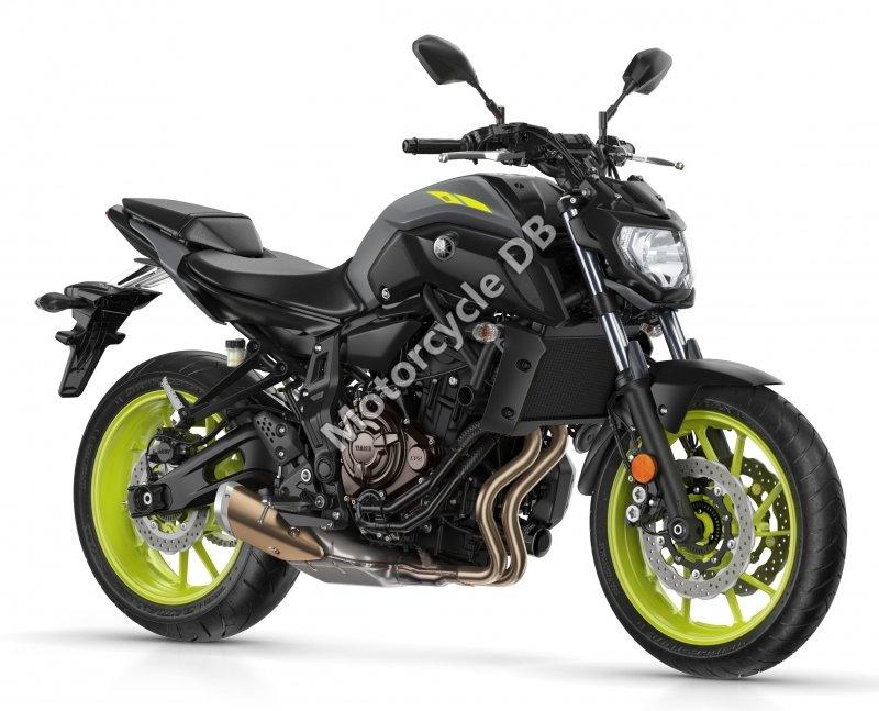 Yamaha MT-07 2018 26023