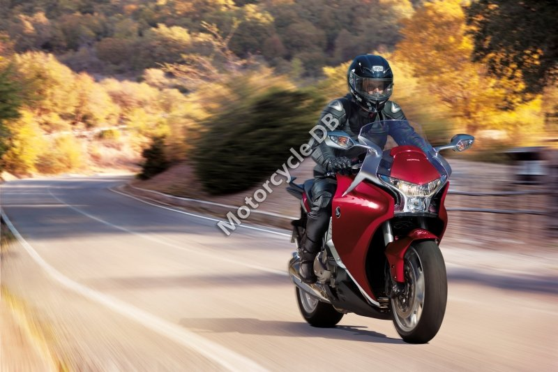 Honda VFR1200F 2012 30200