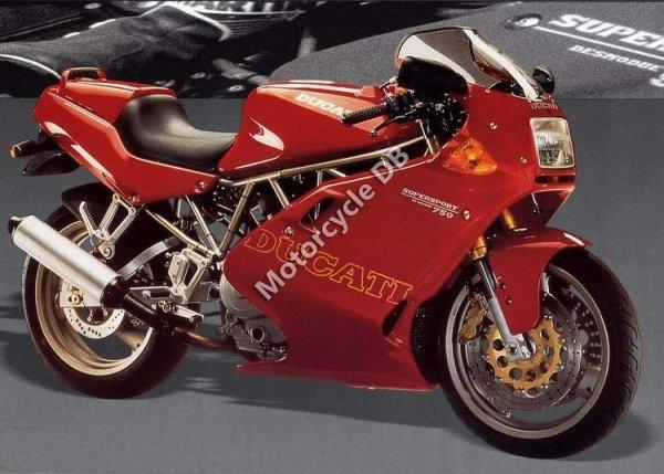 Ducati 750 SS 1997 1190