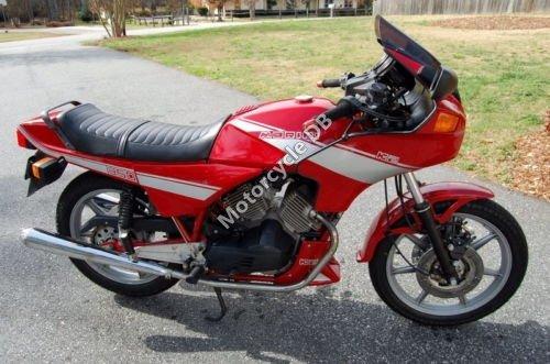 Moto Morini 350 K 2 1986 20163