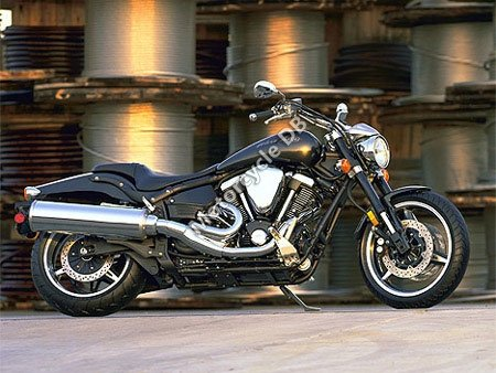 Yamaha XV 1700 Warrior 2003 13747