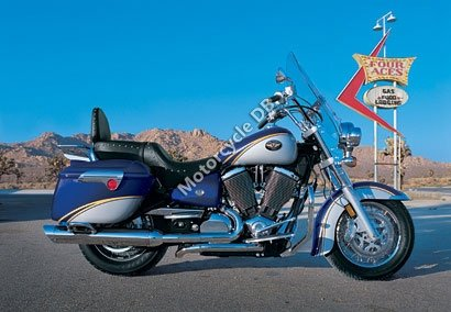 Victory Touring Cruiser (2005)