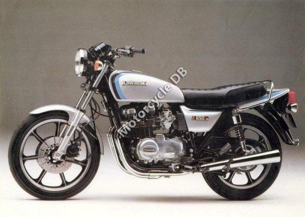 Kawasaki Z 650 F 1983 13839