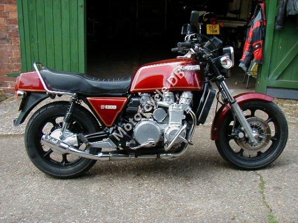 Kawasaki Z 1300 1980 14584