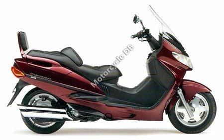 Suzuki Burgman 400 2000 6047